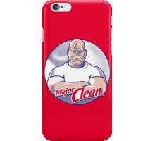 Major Clean iPhone Case/Skin