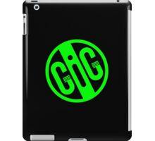 Gig Green iPad Case/Skin