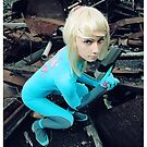 SSBB : Zero Suit Samus  by beethy