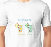 Orange Juice x Lemonade Unisex T-Shirt