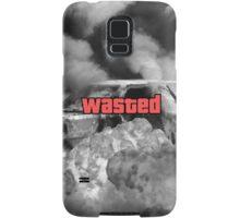 Wasted GTA Samsung Galaxy Case/Skin
