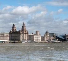 Liverpool Panoramic View by © Steve H Clark Photography