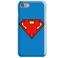 Super Mickey iPhone Case/Skin