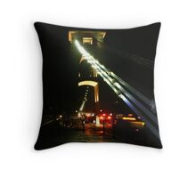 Clifton Bridge 2 Throw Pillow