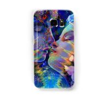 Eternal Love of Twin Flames Samsung Galaxy Case/Skin