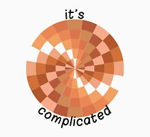 It's Complicated (with text) Unisex T-Shirt