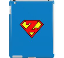 Super Z iPad Case/Skin