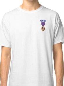 Purple Heart - WWII Classic T-Shirt