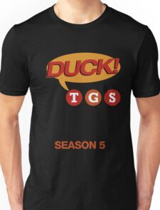 "30 Rock ""Duck!"" T-shirt Unisex T-Shirt"