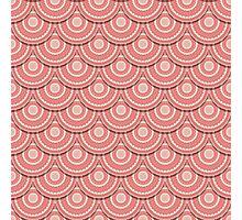 Folk pattern Photographic Print