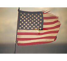 Patriotic Photographic Print