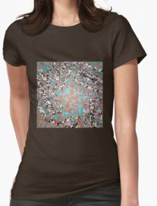 Indistinguishable Womens Fitted T-Shirt