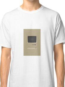 Old Retro Vintage PC Computer  Classic T-Shirt