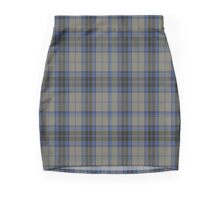 00006 Thom(p)son Dress Blue Tartan Mini Skirt