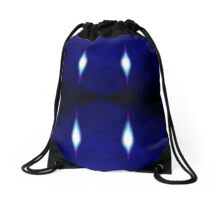 Lights in the Sky Drawstring Bag
