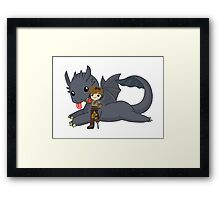How to train your dragon [Ultimate] Framed Print