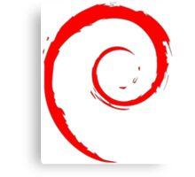 DEBIAN ULTIMATE Canvas Print