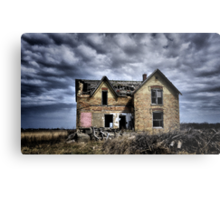 Another Dead End Metal Print