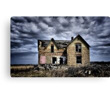 Another Dead End Canvas Print