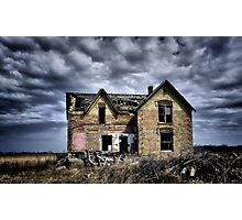 Another Dead End Photographic Print
