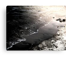 Lake Michigan Shoreline , Chicago, IL 3 Canvas Print