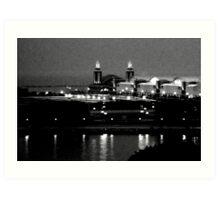 Navy Pier, Chicago, IL Art Print