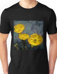Iceland poppy Unisex T-Shirt