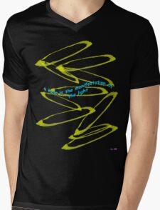 a halo Mens V-Neck T-Shirt