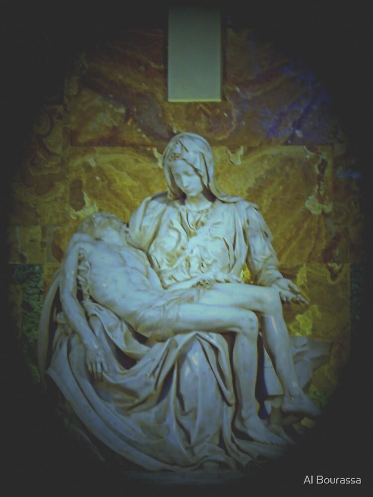 La Pieta by Al Bourassa