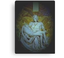 La Pieta Canvas Print