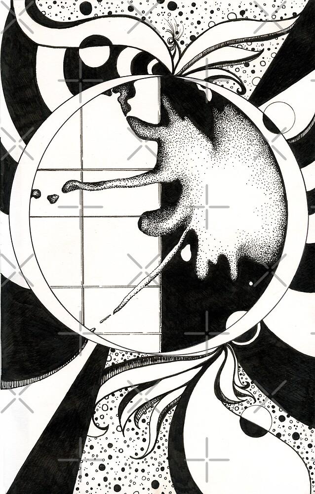 71: Ink Blot by Danielle Scott