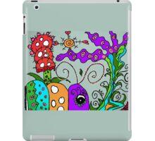 Spring Time In Mo's Garden iPad Case/Skin