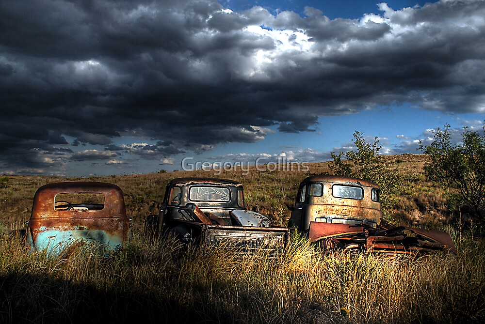Three of a Kind by Gregory Collins