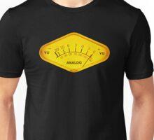Volume audio meter  Unisex T-Shirt