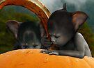Pumpkin sprites  by Ivy Izzard
