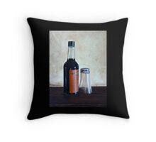 Henderson's With Pepper Throw Pillow