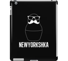 Newyorkshka doll black iPad Case/Skin