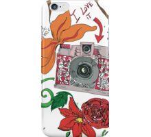 Photographer style iPhone Case/Skin