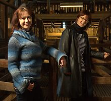 In The Shearing Shed by Sprinkla