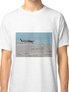 oh dang I dropped it. Classic T-Shirt