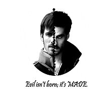 OUAT Hook - Evil isn't born by MagpieMildred