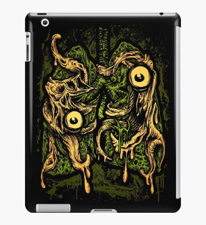 Zombie Lungs iPad Case/Skin