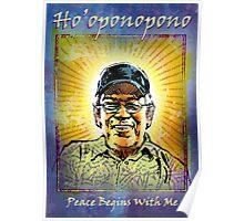 Ho'oponopono - Dr. Ihaleakalá Hew Len Poster
