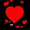 HEARTs of LOVE  *Must be actual hearts*