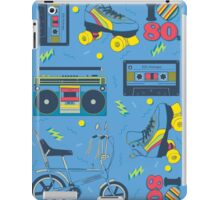 I Miss The 80s iPad Case/Skin