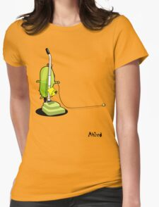 NoKitty Vacuum Womens Fitted T-Shirt