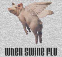 swine flu by DaisyLuluLola
