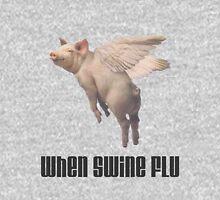 swine flu Unisex T-Shirt