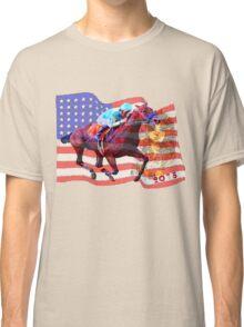 American Pharoah 2015 Classic T-Shirt