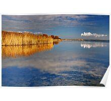 Colors of Lake Grevelingen Poster